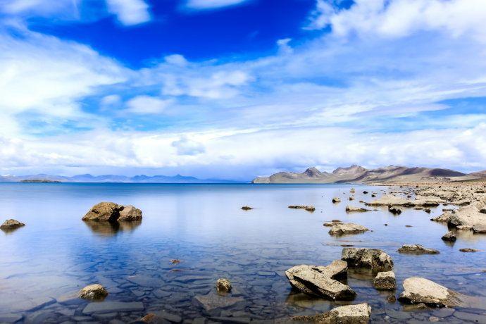 走醉美318国道线去梦开始的地方,行摄然乌湖羊湖冰川,赏珠峰纳木错绝美星空日落