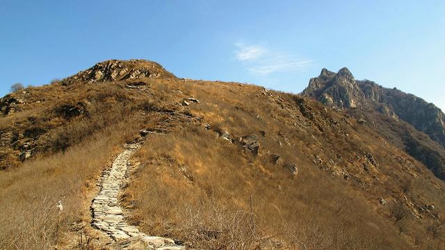 原始野景大小猫耳山一日穿越
