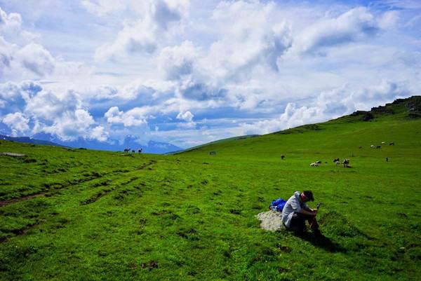 喀纳斯大环线穿越那仁牧场、双湖、小黑湖秘境之旅
