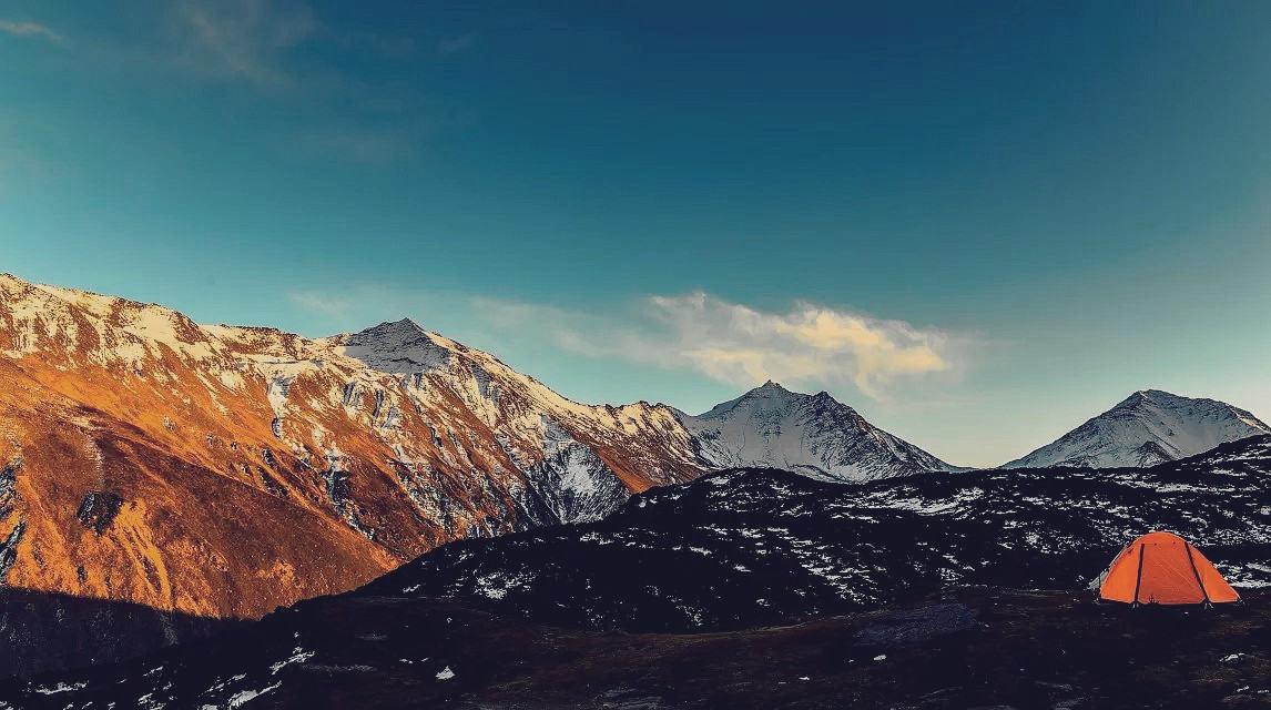 海拔5276米的邂逅,四姑娘山二姑娘