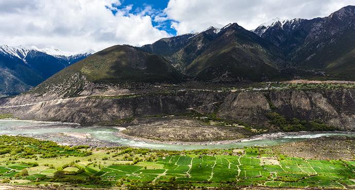 行摄西藏,体验淳朴藏式风情,赏珠峰美景