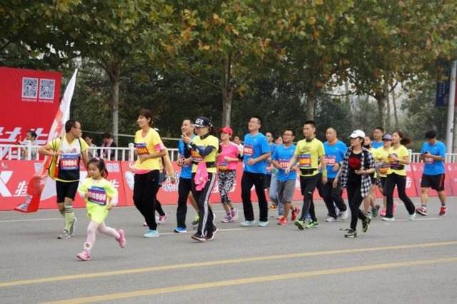 2018灵璧国际马拉松赛,开启报名