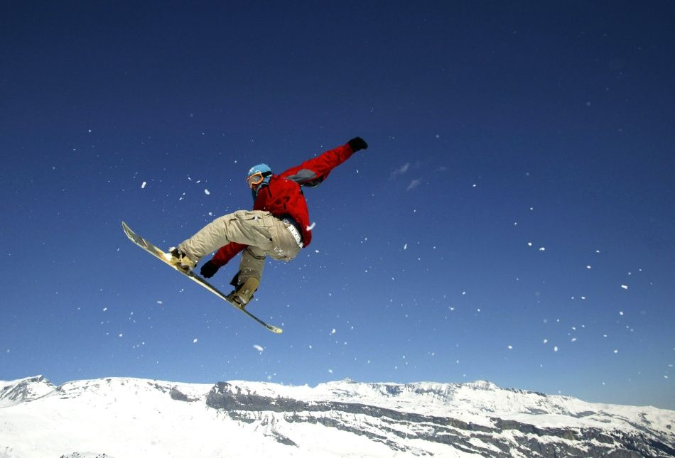 每天让你畅滑美林谷滑雪场