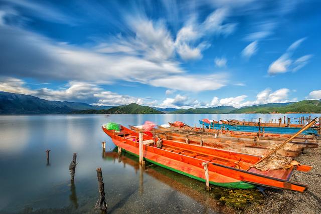 越野自驾泸亚线,探访梦中的泸沽湖稻城亚丁,大香格里拉环线行摄之旅