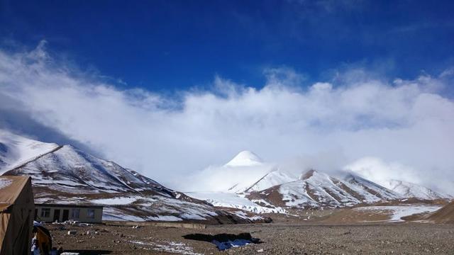 攀登雪山玉珠峰,用无人能及的视角谱写自己的勇者之旅