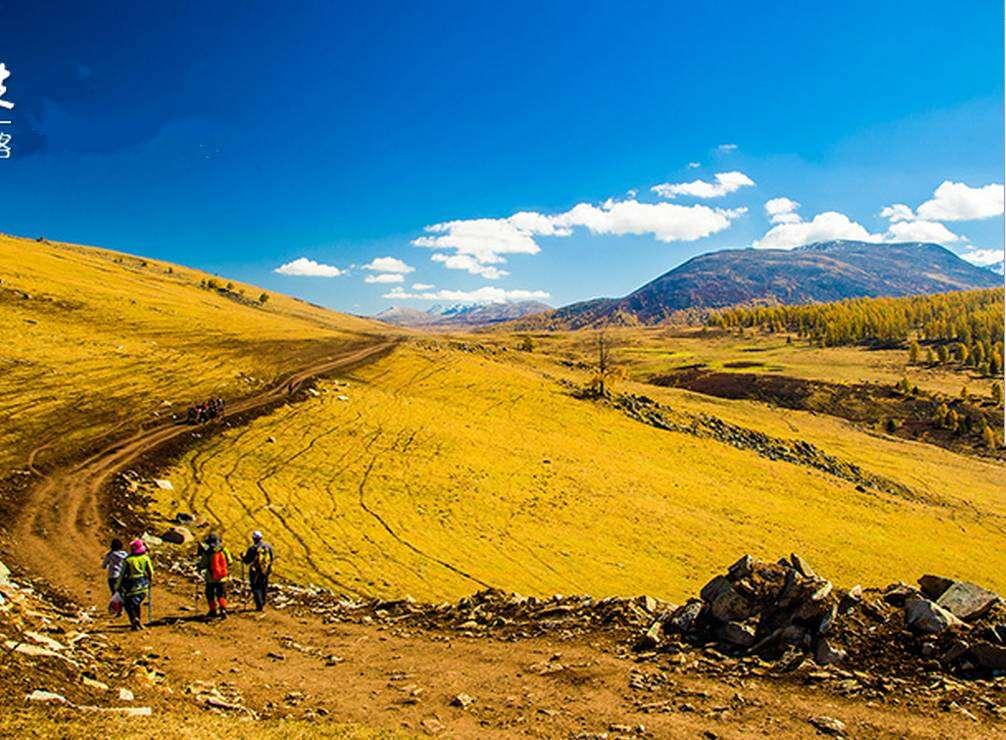 喀纳斯大环线 ▏2017年砾石探险那仁牧场、双湖、小黑湖秘境之旅