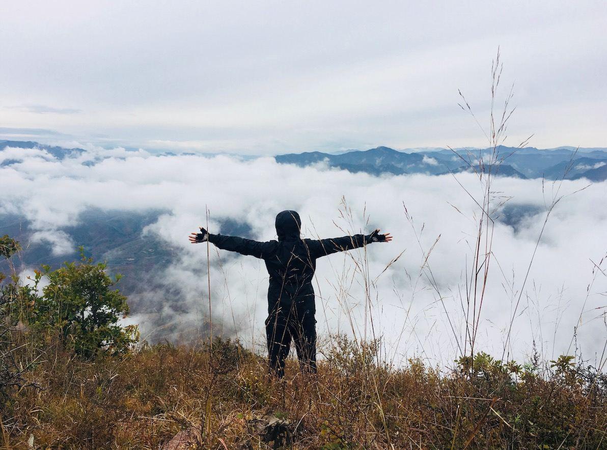 跨年之旅去云州峡谷,探秘冰封的世界
