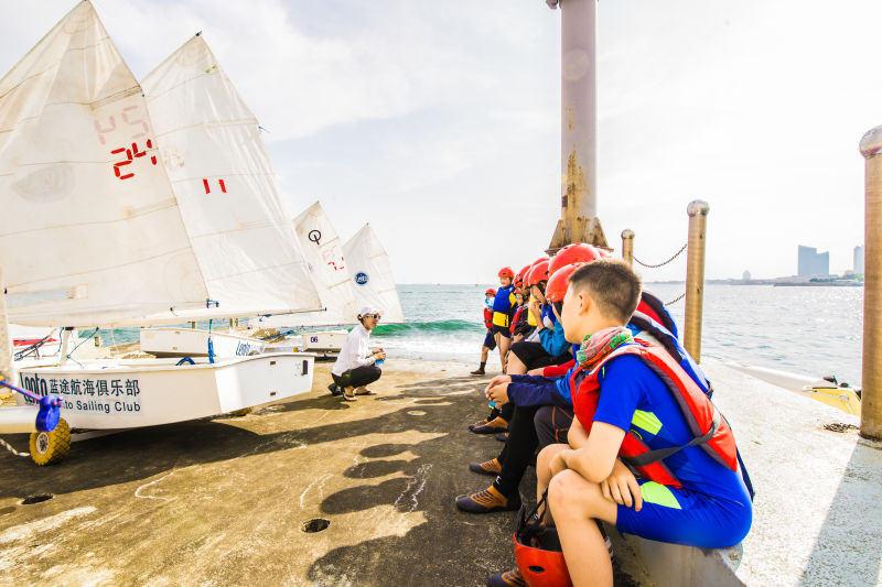 三亚航海冬令营,7天帆船之旅