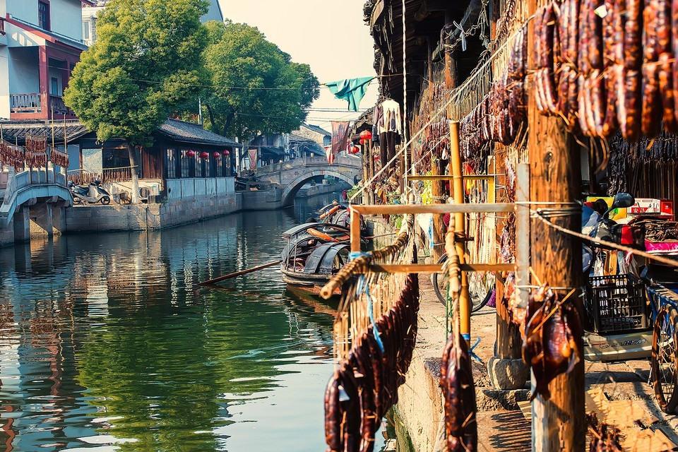 舌尖上的中国 摄安昌古镇腊月风情节,寻鲁迅故居三味书屋