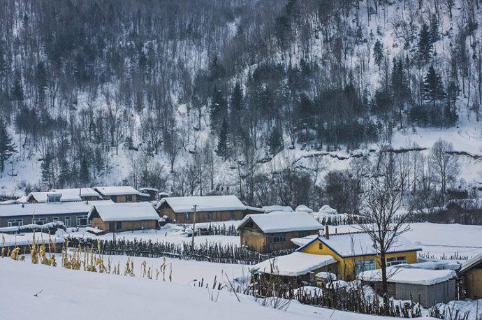 冰雪、雾凇、树挂、冰瀑布,冬日浪漫童话雪谷两日游活动召集