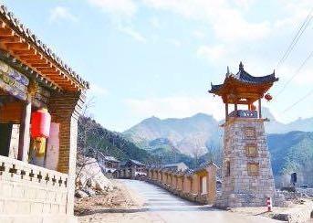 探索原始村落,瓦窑·骆驼湾·顾家台