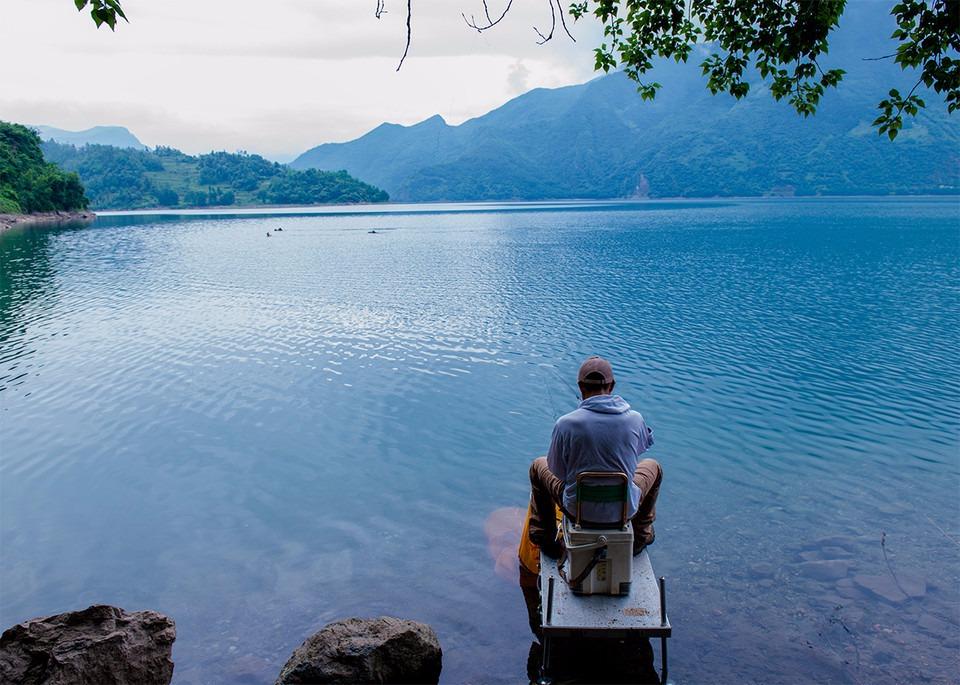 大凉山下的马湖,故事从这里开始