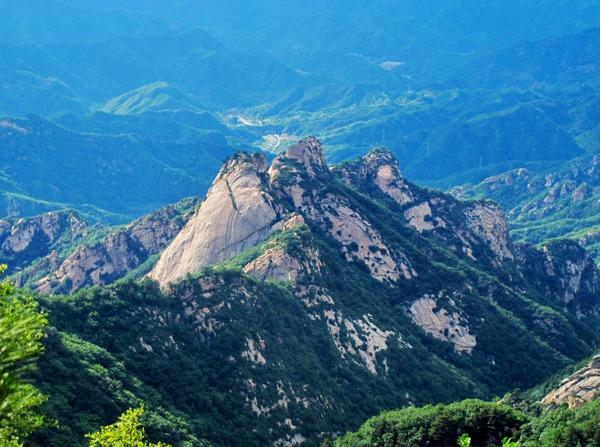 登京郊小黄山【云蒙山国家森林公园】踏青,摄影一日游