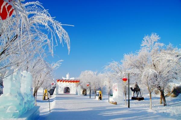 2019年1月26-27日巴里坤冰雪节、高家湖,巴里坤湖两日游