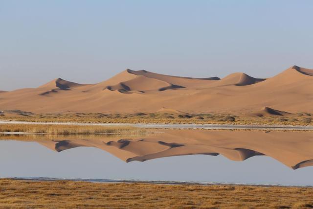"""不虚此行——徒步""""腾格里沙漠"""""""