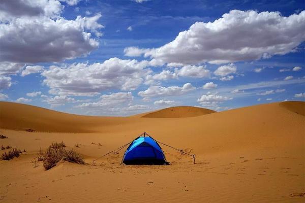 五一腾格里沙漠322期 大漠风情五湖穿越体验之旅