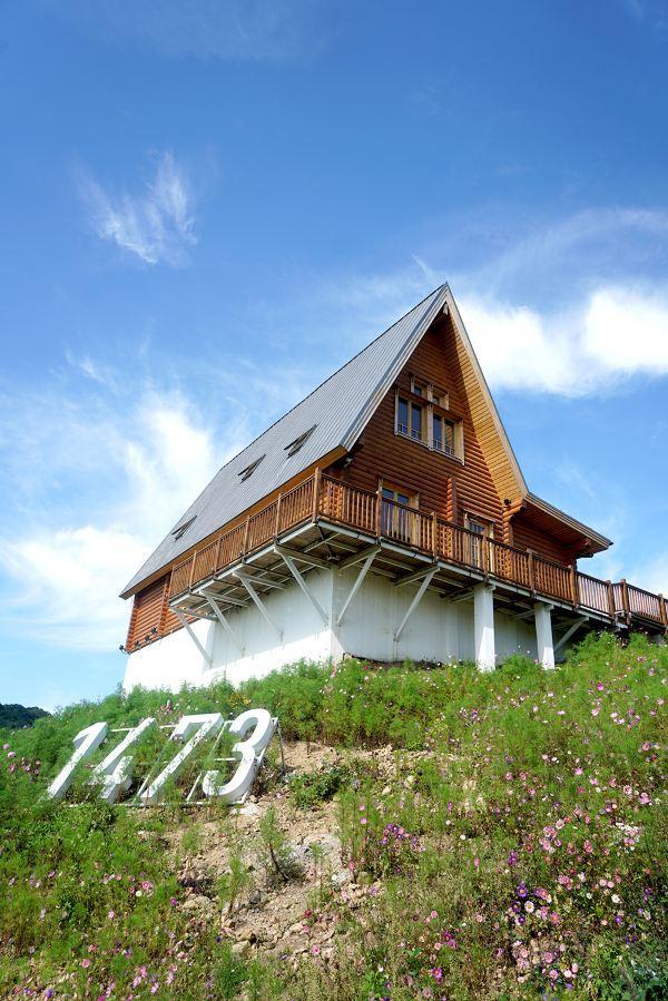 去京郊小瑞士-海坨山谷,赴一场清爽秋日的郊游