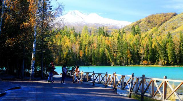 绝色新疆,走进天山天池,喀纳斯禾木白哈巴深度北疆体验之旅