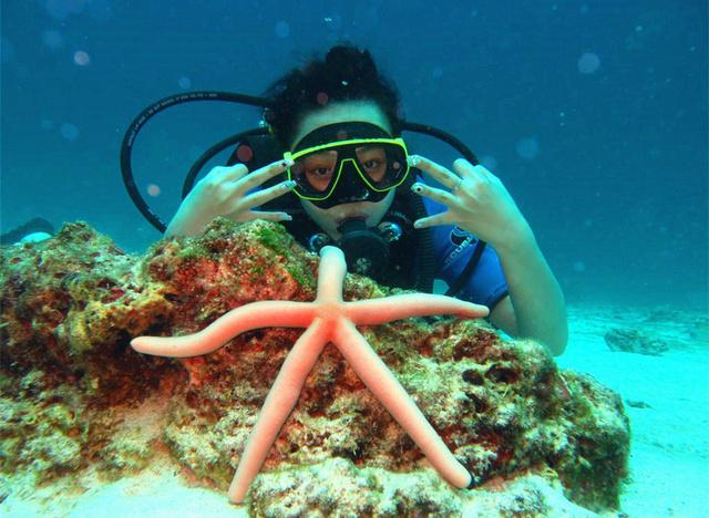 深海潜水,椰林骑行,遇见最美海南