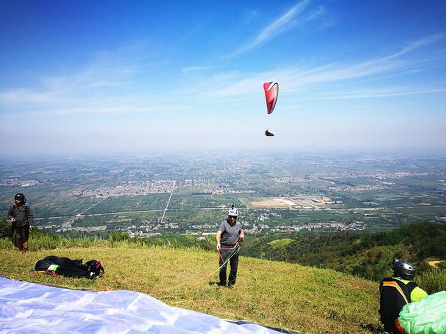 初级+中级风之翼滑翔伞课程