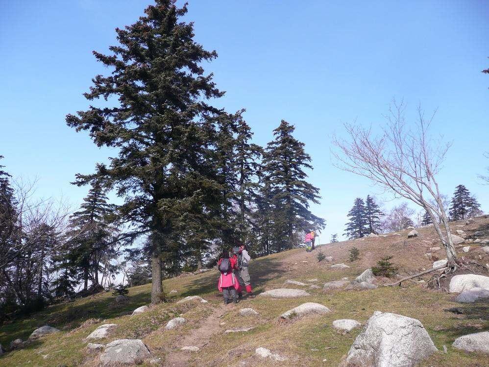 吉林驴友的户外胜地,10月21日吉林老爷岭登山徒步一日游!