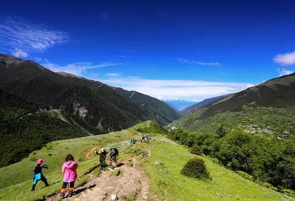 四姑娘山大峰5000 二峰初级雪山攀登