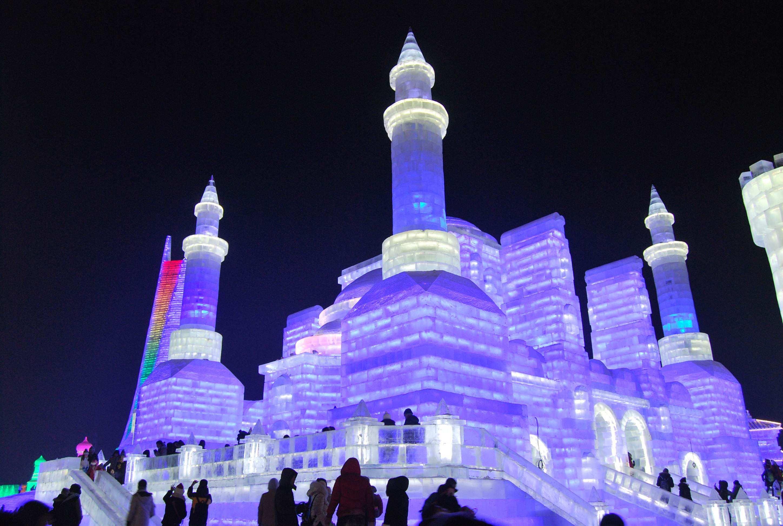 零下15度,哈尔滨三日环线