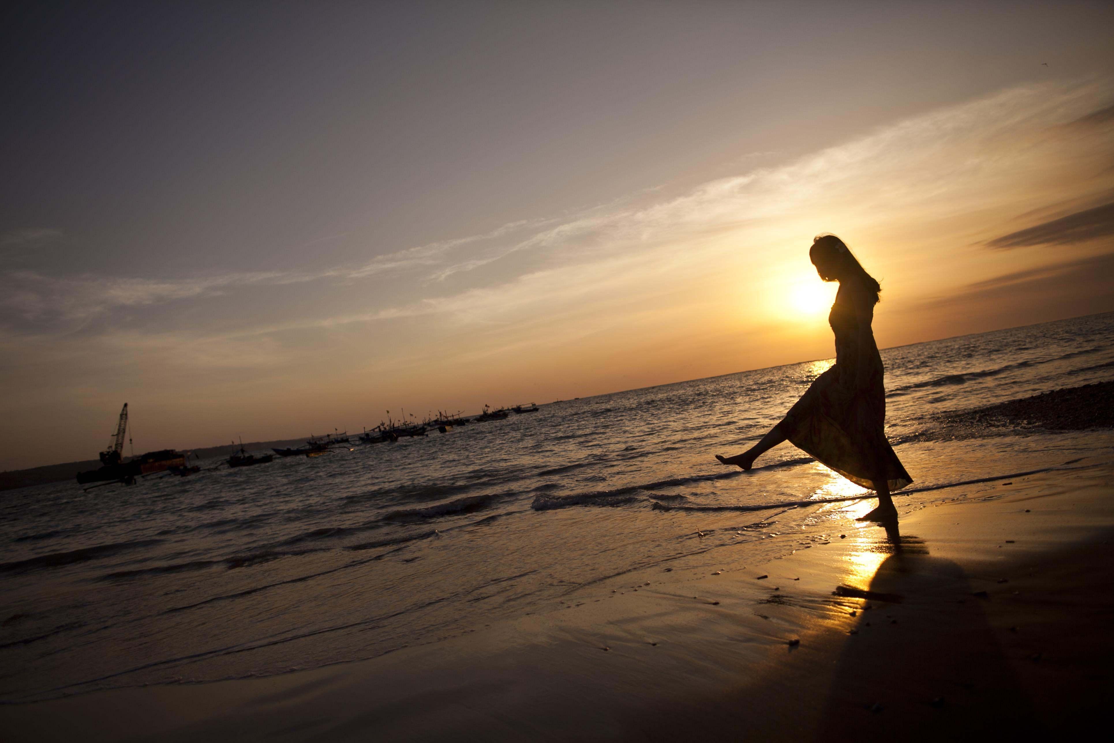 端午小长假-金色沙滩碧海蓝天,翡翠岛完美邂逅