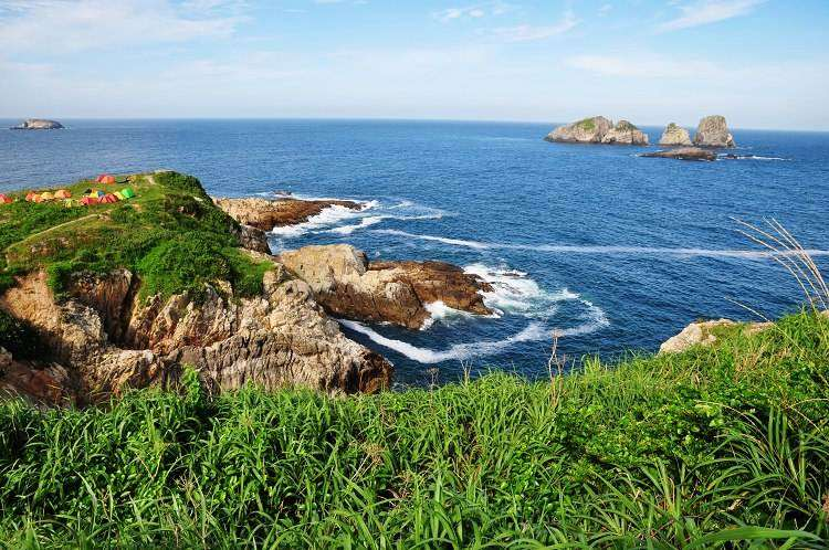 端午节,带你航海亚洲海钓中心-渔山岛
