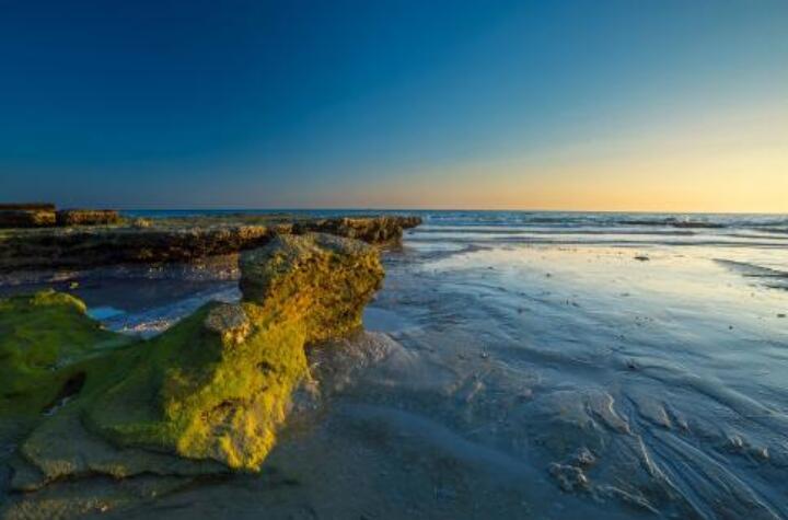 广西北海银滩 涠洲岛 火山口公园 百年老街