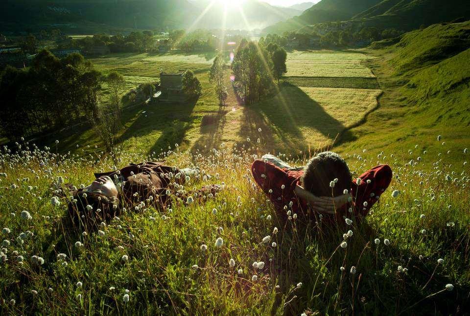 雅拉雪山环线 ,塔公草原新都桥丹巴藏寨秘境行摄之旅