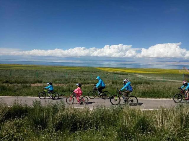 最特别的亲子经历去青海湖骑行骑马,草原漂流,林海穿越,放飞勇敢的心