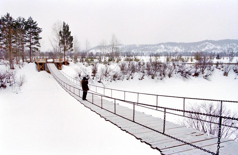 去神州最北极,赏冬日美景