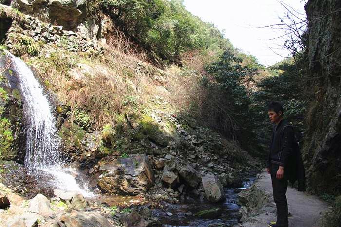 夏霖九天银瀑、龙泉洞一日徒步