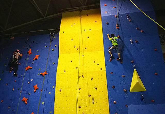 锋芒探险攀岩体验券,享受自由攀爬
