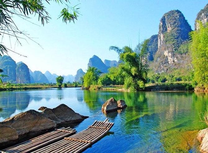 骑行桂林阳朔,追寻广西最美风景       活动亮点     适合人群:大自然