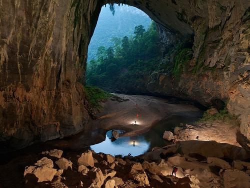 探寻世界最大洞穴,为你打开另一个世界
