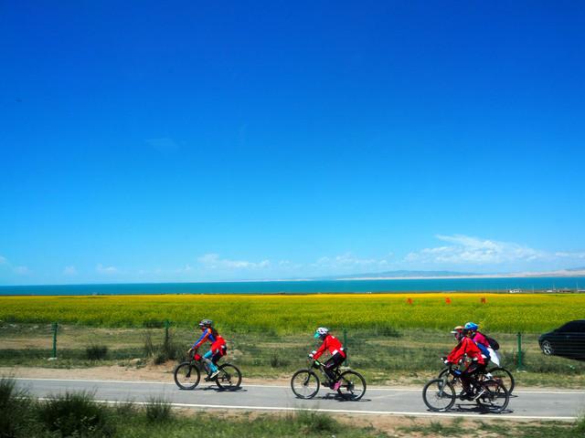 不管怎样的人生都需要一次青海湖骑行