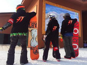 滑雪活动,云顶、万龙、太舞嗨翻天