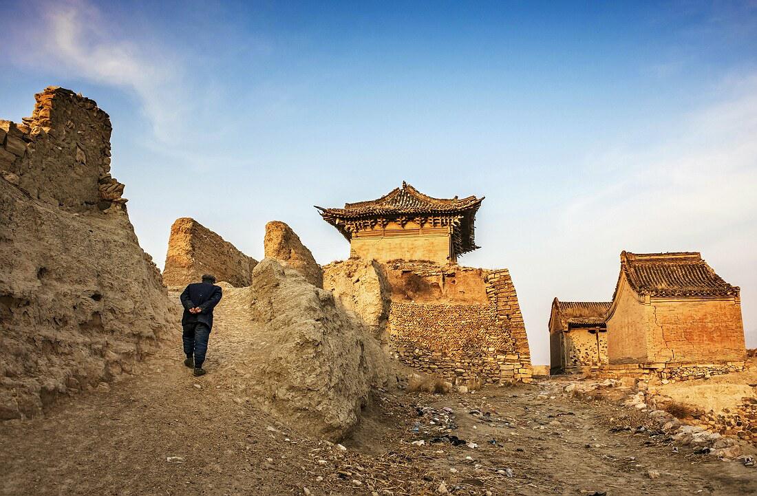 探秘失落的文明,蔚县民俗文化采风摄影