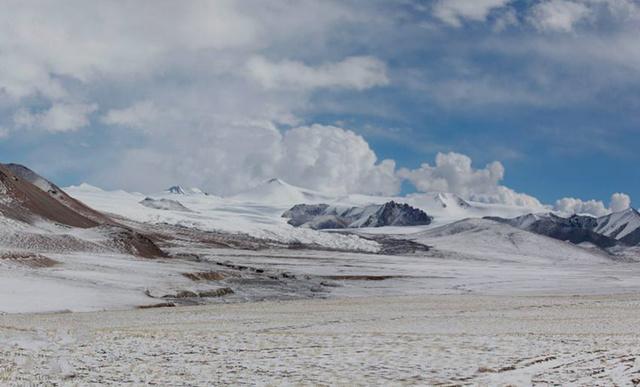 藏北环线越野,行摄纳木错普若岗日冰川布达拉宫
