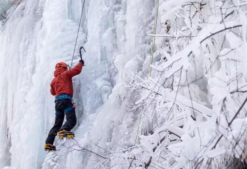"""激情攀冰季—""""冰毒"""",试过一次就爱上"""