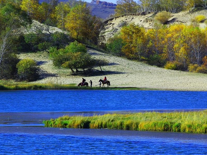 漂洋过海去草原,北戴河帝王避暑山庄乌兰布统深度行摄