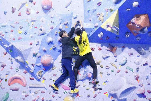 北京768攀岩馆体验券,新玩法,新体验