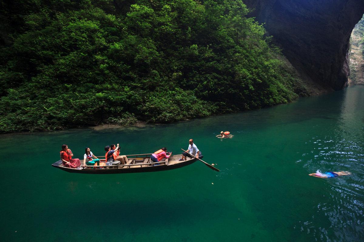 湖北恩施·恩施大峡谷·鹤峰屏山·木林子森林公园·休闲6日游