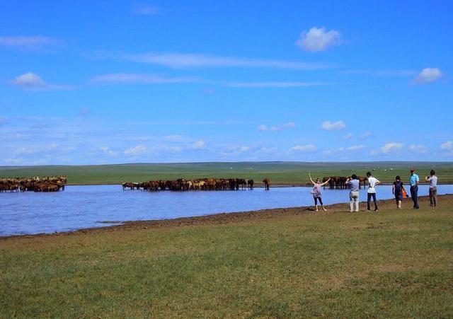 醉美草原 海拉尔 额尔古纳 恩河 满洲里摄影