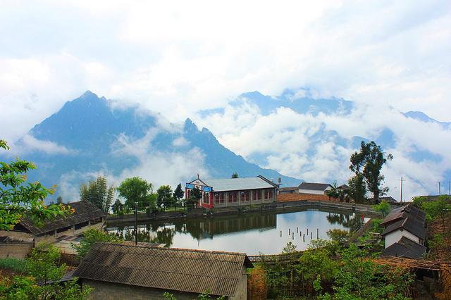 三江奇观,老姆登丙中洛梅里雪山虎跳峡深度越野探索之旅