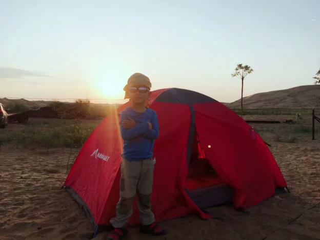 和孩子一起,遇见玻璃小屋的星空,腾格里沙漠夏令营招募令