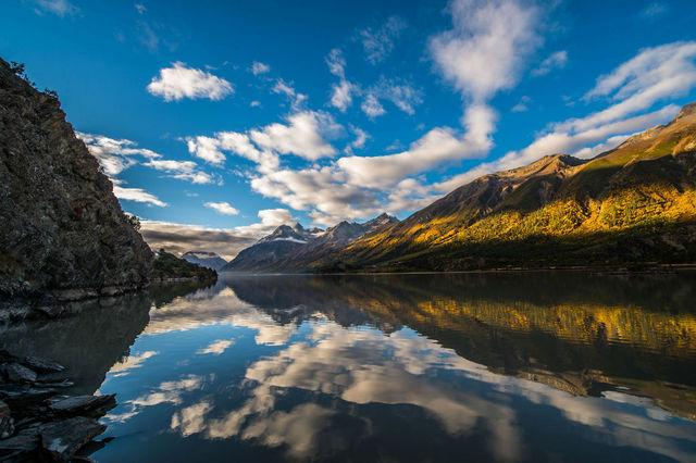 穿越丙察察环线,边陲察隅,香格里拉丙中洛然乌湖深度摄影,滇藏线的