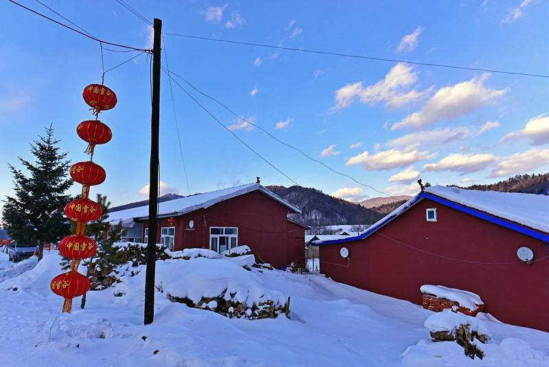 行摄童话之乡雪乡,亲身穿越林海雪原,大东北民俗体验